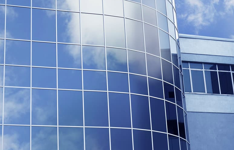 window tinting for office buildings